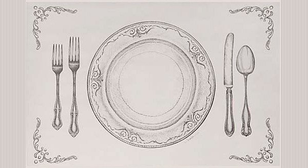 This post might be considered a little boring (and sort of long) to some people but I happen to believe table setting is VERY important to know haha!  sc 1 st  Sugar and Charm & Etiquette School... Table Setting 101 - Sugar and Charm - sweet ...