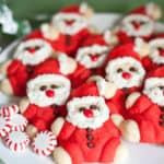 Santa cookie recipes