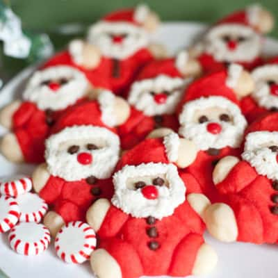 Santa cookie recipes