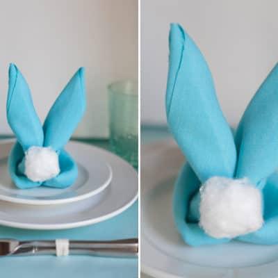 It's the… Bunny Fold!