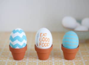 Different Ways to Decorate Easter Eggs