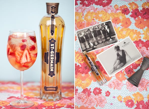 Summer drink recipes from st germain sugar and charm sweet i was reading the magazine edible santa barbara the other day and i came across the best two page advertisement ive ever seen it was for st germain and sisterspd