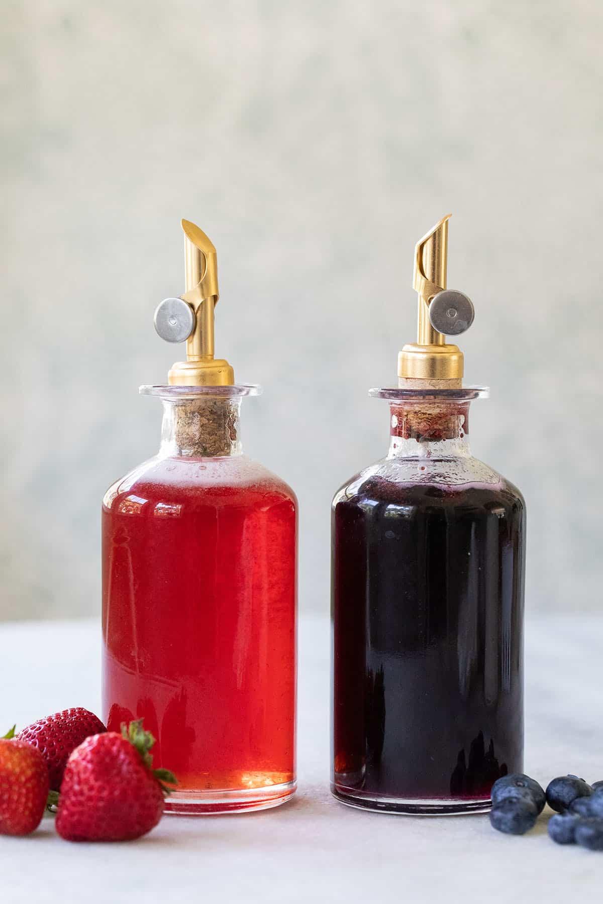 Italian soda syrup