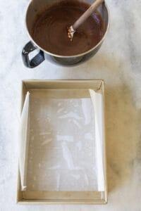 9x13 baking sheet and chocolate cake