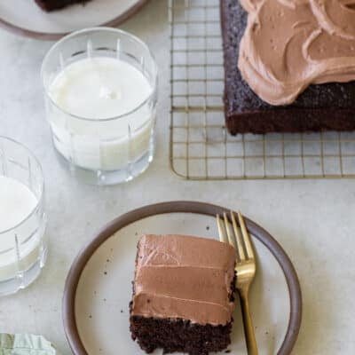 The Best Homemade Chocolate Cake Recipe