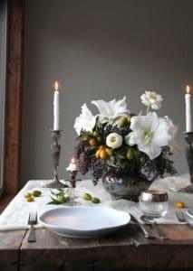 Beautiful Table Settings for Christmas