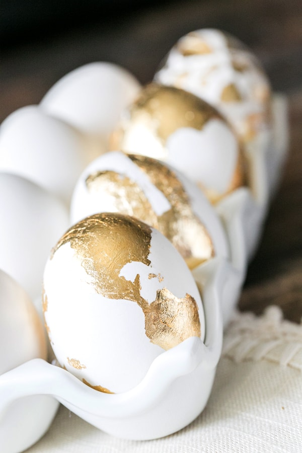 Gold leaf easter eggs sugar and charm sweet recipes img9574wideshot1 gumiabroncs Image collections
