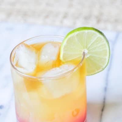 Turks and Caicos Rum Punch Recipe