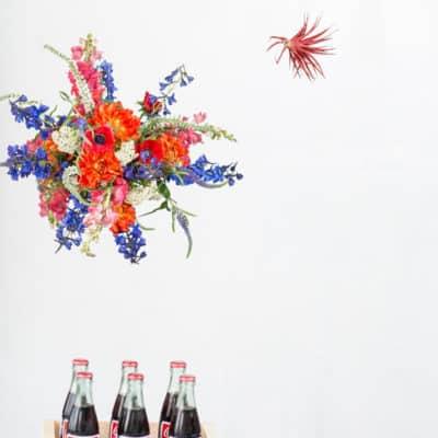 Firecracker Florals