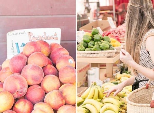 shot of eden shopping for fruit