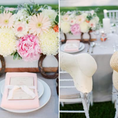 Southern Wedding Details