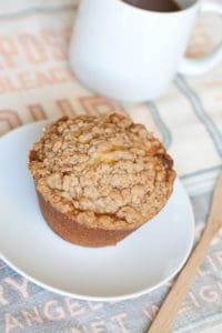 Sweet Mornings – Pumpkin Muffins with Cinnamon Streusel