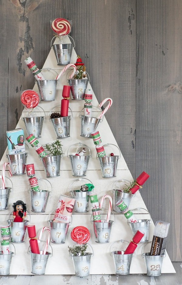 adventcalendar11 - Christmas Decoration Ideas Diy