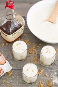 Butterscotch Eggnog Recipe