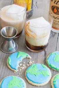 Winter Olympics: World Cookies & White Russians
