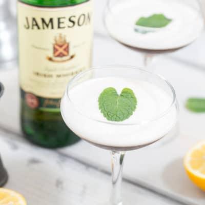 Drunken Leprechaun – An Irish Whiskey Cocktail