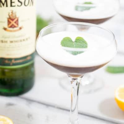 Drunken Leprechaun Cocktail