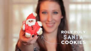 Roly Poly Santa Video