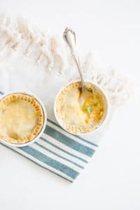 Faux Chicken Pot Pie Recipe