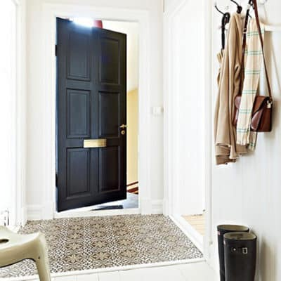 5 Beautiful Black Doors