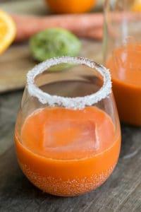 Carrot Margarita – Easter Cocktail