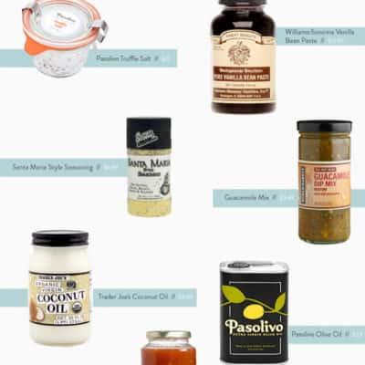 7 Pantry Essentials
