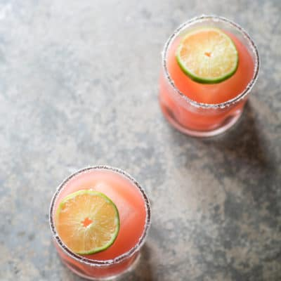Refreshing Watermelon Margarita