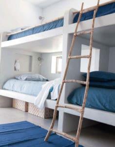 8 Amazing Built-In Bunk Beds