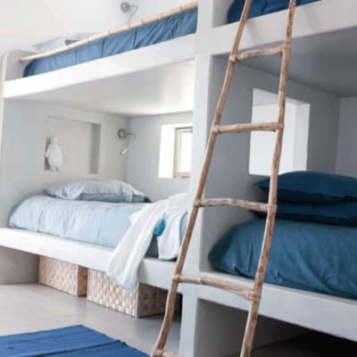 8 Amazing Built-In Bunk Beds