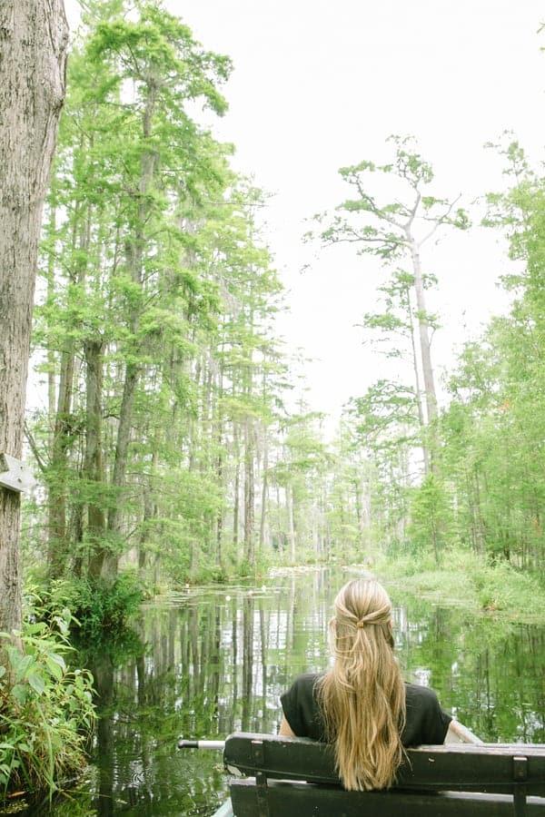 Cypress garden Charleston