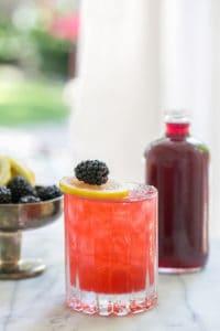 Blackberry Bramble Cocktail Recipe