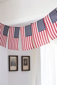 Affordable and Easy Flag Bunting