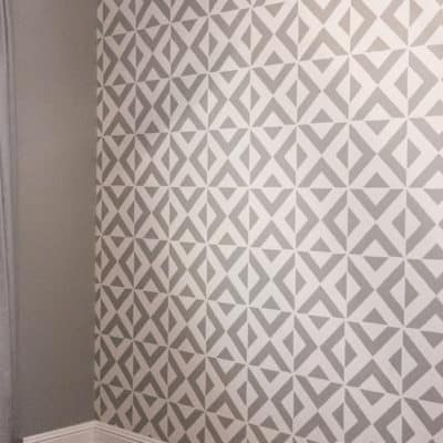 Tips for DIY Stenciling a Wall