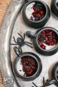 Gooey Chocolate Cherry Crock-Pot Cake