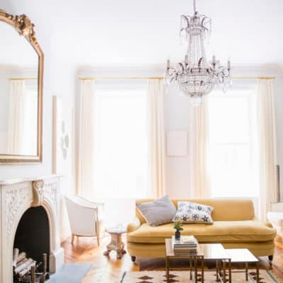 LOVE Ali Cayne's Charming Home