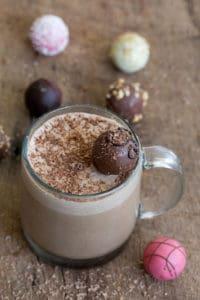 Godiva Chocolate Truffle Eggnog