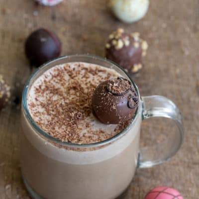 Godiva Chocolate Truffle Eggnog Recipe