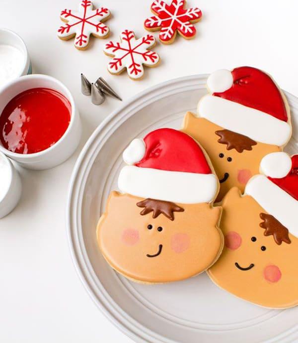 Elf Christmas Cookies