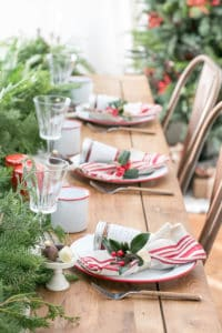 A Charming Christmas Brunch