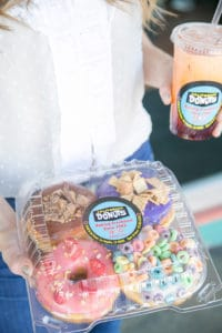 In the Mix with California Donuts