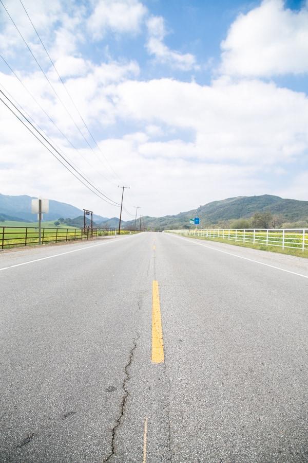 Road to Ojai