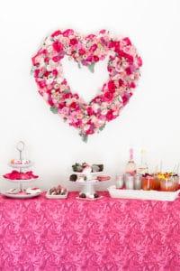 Valentine's Day Girlfriend Get-together