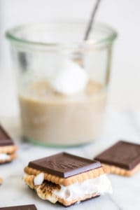 Baileys Dipped S'mores