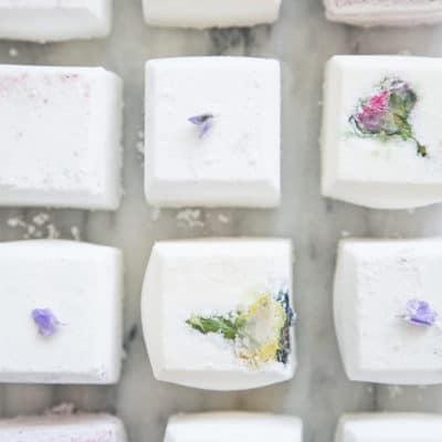 DIY Non-Toxic Bath Bombs