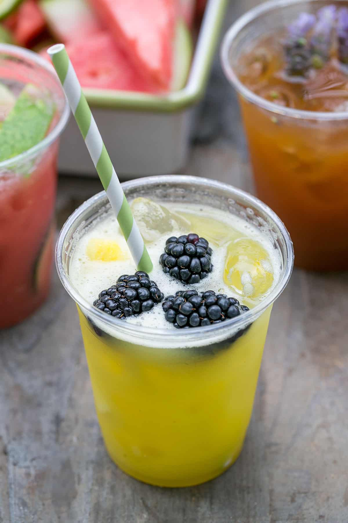 pineapple agua fresca recipe