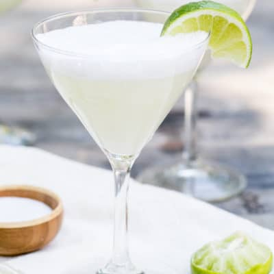 Salt Air Margarita Cocktail Recipe