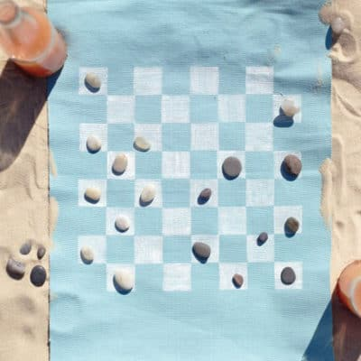 7 DIY Outdoor Yard Games