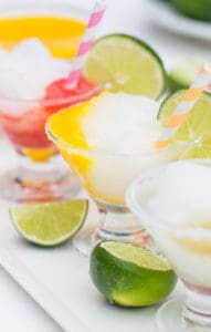 The Best Fruity Frozen Margarita Recipe
