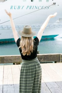 Charming Travels: Aboard The Ruby Princess