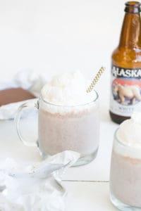 Alaskan Beer Milkshake